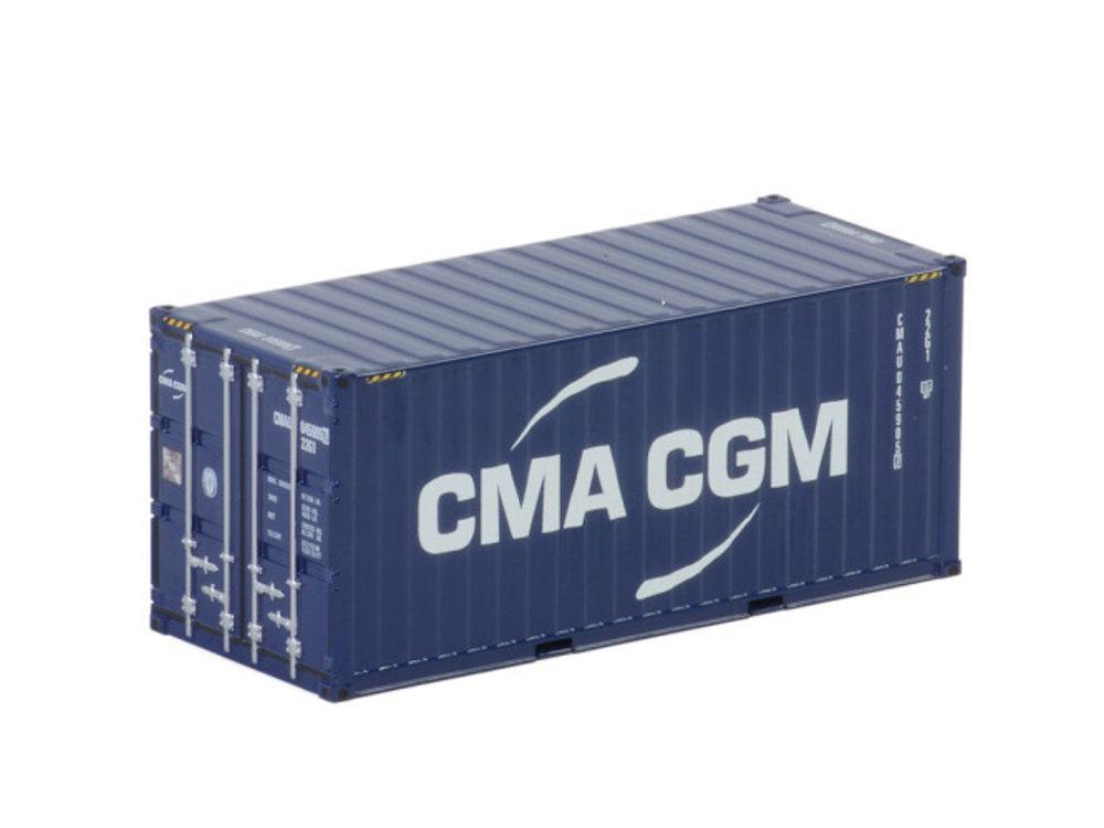 WSI WSI Premium line 20ft. container CMA CGM