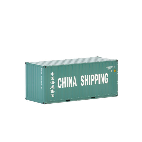 WSI WSI Premium line 20ft. container China shipping