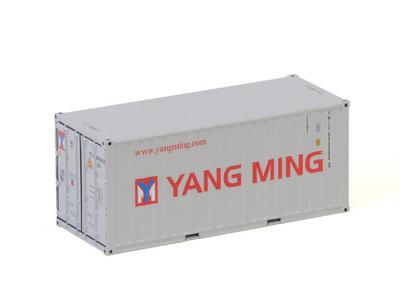 WSI WSI Premium line 20ft. container Yang Ming