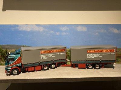 WSI WSI Scania 143M 6x2 combi Rynart