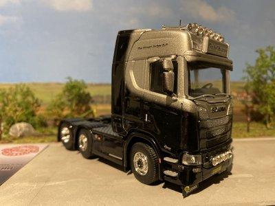 Tekno Tekno Scania S580 + Scania 164 set Michel Kramer