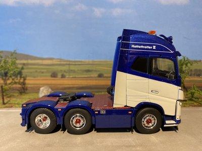 Tekno Tekno Volvo FH04 glob. XL 6x2 Erik Dijkema