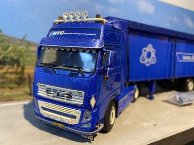 WSI WSI Volvo FH3 GL XL met cargofloor oplegger Edwin Fennema