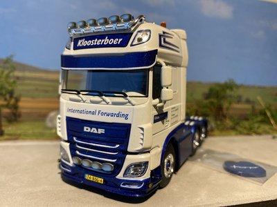 WSI WSI DAF 106XF SSC 6x2 Kloosterboer