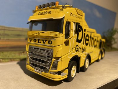 WSI WSI Volvo FH4 Glob. 8x4 Falkom Dietrich GmbH