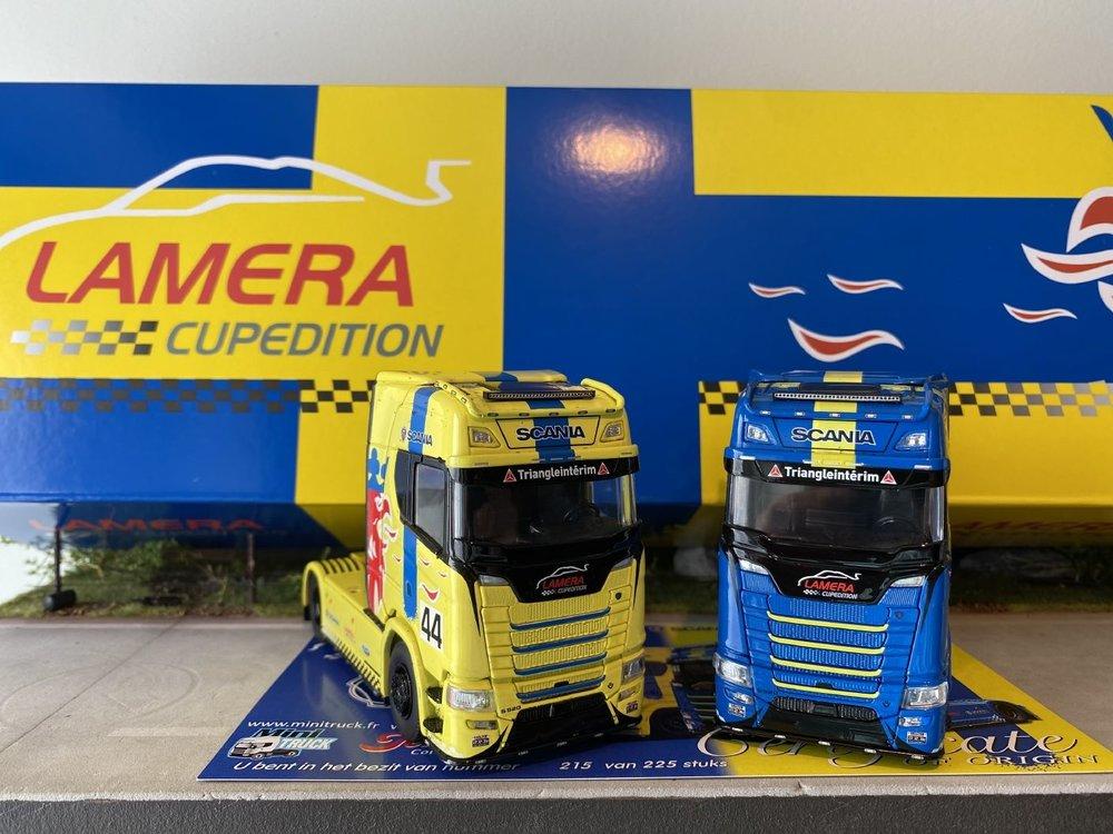 Tekno Tekno Scania S-serie Highline- SET Lamera cup