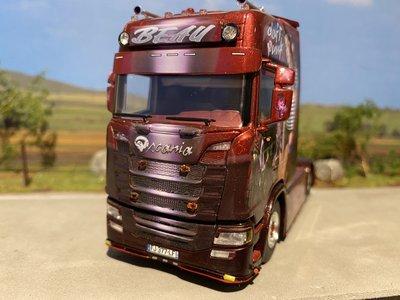 WSI WSI Scania S Highline 4x2 single truck BEAU Electro sound