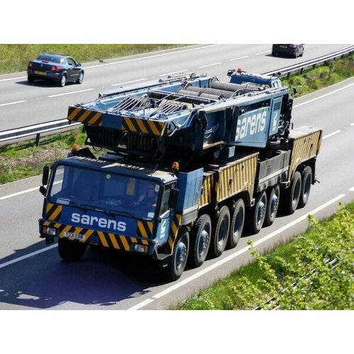 Sarens store YCC Liebherr LTM 11000D Sarens