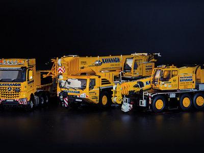 IMC IMC Demag AC220-5 Mobile Crane Kavanagh Ireland