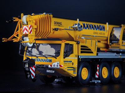 IMC IMC Demag AC220-5 Mobile Crane Kafromagh Ireland