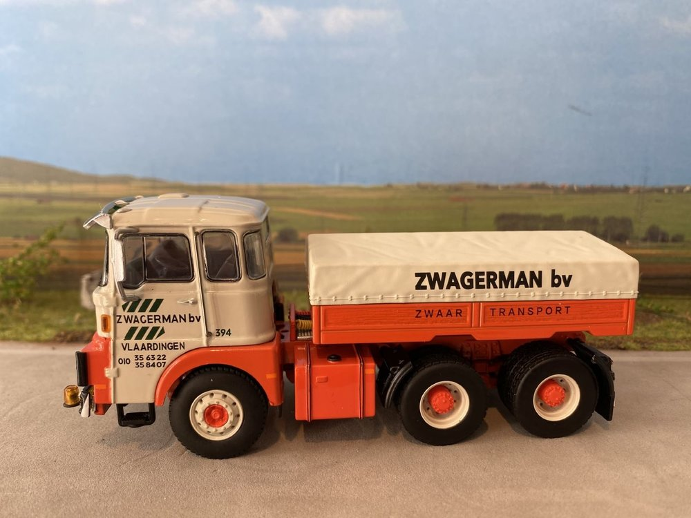 WSI WSI FTF F serie (old cab) 6x4 Zwagerman