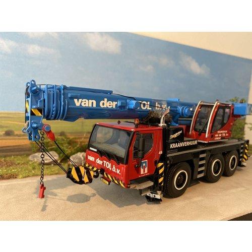 WSI WSI Liebherr LTM 1050-3.1 kraanwagen van der Tol