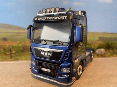 WSI WSI MAN TGX XXL 4x2 Tirolf Transport
