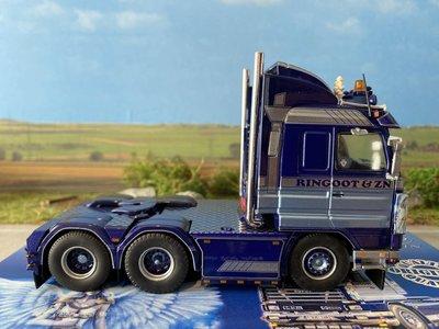 Tekno Tekno Scania 3-serie streamline 6x2 Ringoot Luc