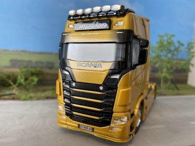 WSI WSI Scania S Highline 4x2 single truck Gambina