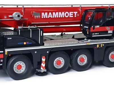 Mammoet store IMC Demag AC250-5 Mobil crane Mammoet