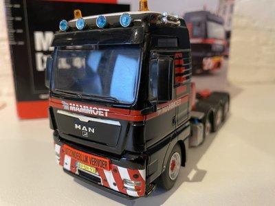 Mammoet store WSI MAN TGA XXL 4-axle Mammoet