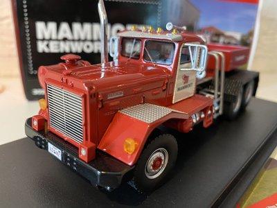 Mammoet store IMC Kenworth 848 Mammoet