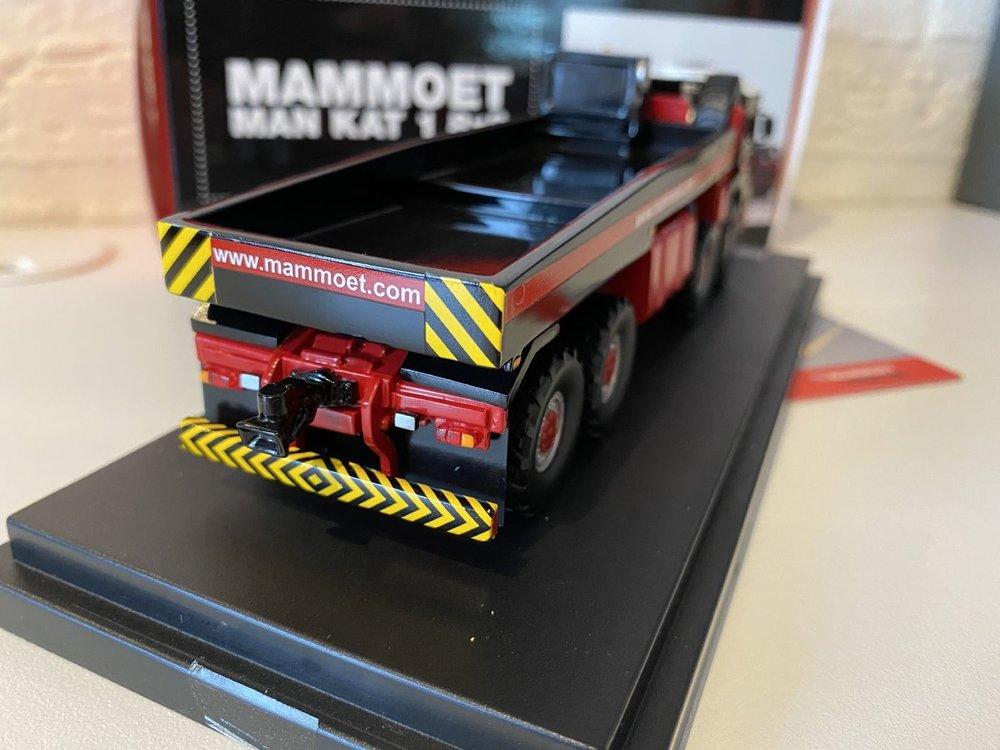 Mammoet store IMC MAN Kat 1 8x8 Mammoet