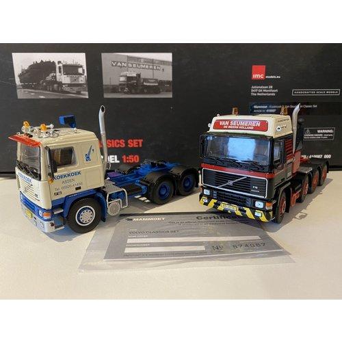 Mammoet store IMC Volvo F12 & F16 classic set Koekkoek & van Seumeren