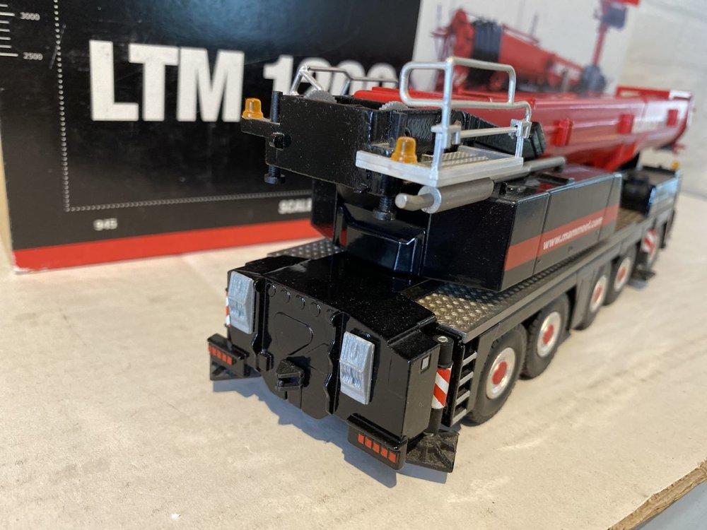 Mammoet store Conrad Liebherr LTM 1200 Mobil crane Mammoet