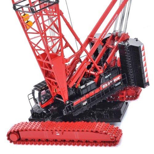 Mammoet store Tonkin Kobelco CKE 2500 crane Mammoet