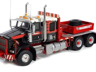 Mammoet store WSI Kenworth C500B with ballast box Mammoet