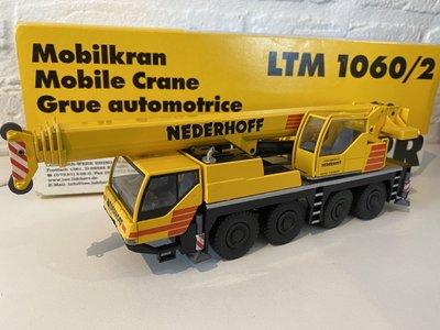 Conrad Modelle Conrad Liebherr LTM 1060/2 mobile crane Nederhoff