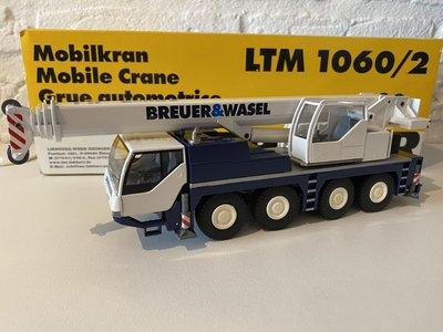 Conrad Modelle Conrad Liebherr LTM 1060/2 mobile crane Breuer & Wasel