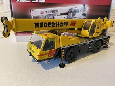 NZG NZG Terex-Demag AC35 crane Nederhoff