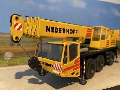 Conrad Modelle Conrad Demag AC155 Mobile Crane Nederhoff