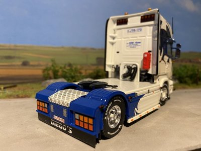 Tekno Tekno Scania R streamline Highline 4x2 KVG Trans België