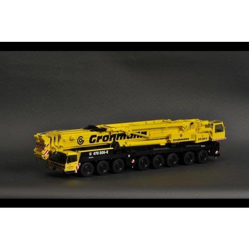 YCC YCC Liebherr LTM 1400 Mobile kraan Grohmann