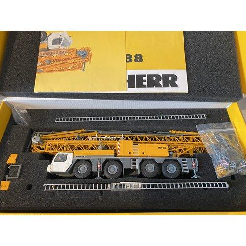 Conrad Modelle Conrad Liebherr MK88 mobile construction crane