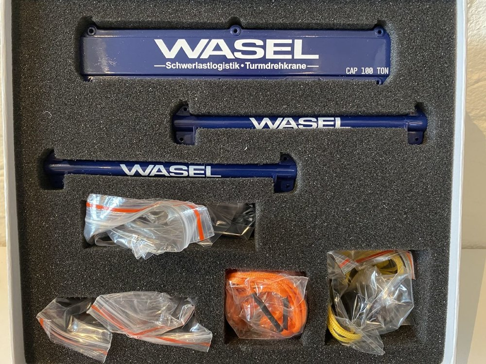 Weiss Brothers Weiss Brothers mini pack lifting kit with spreader beams Wasel
