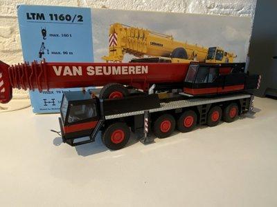 Mammoet store Conrad Liebherr LTM 1160/2 Mobile crane van Seumeren