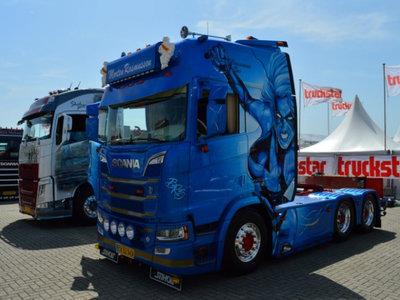 Tekno Tekno Scania Next Gen R-serie Highline 6x2 Morten Rasmussen