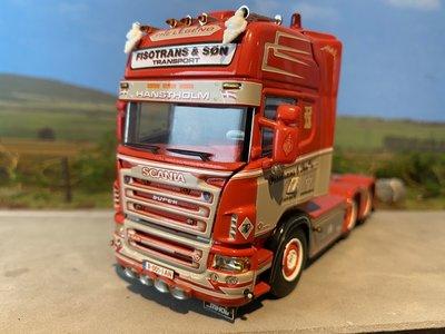 WSI WSI Scania R560 Topline 6x2 Fisotrans
