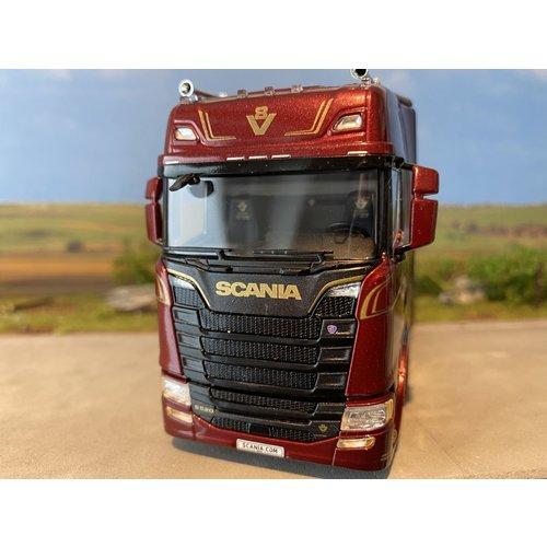 WSI WSI Scania S Highline 6x2 Premium Line