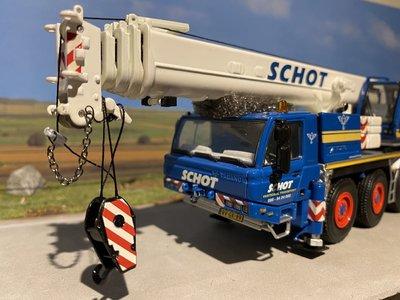 WSI WSI Tadano ATF 70 Mobil crane Schot