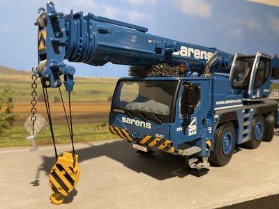 Sarens store WSI Liebherr LTM 1050-3.1 crane truck Sarens
