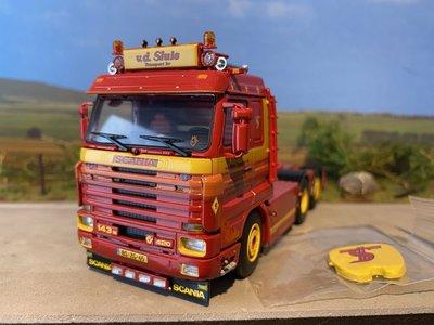 WSI WSI Scania 143M streamliner 6x2 van der Sluis
