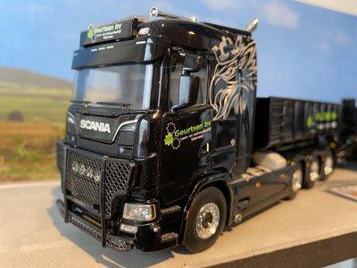WSI WSI Scania S 8x2 haakarm combi Geurtsen