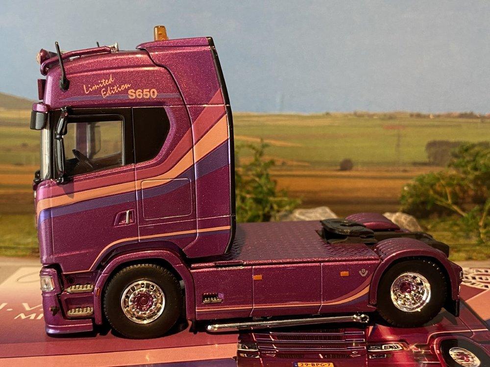 Tekno Tekno Scania Next Gen S650 Highline 4x2 Jarno van Leent