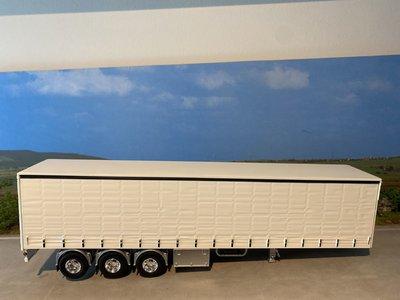 Tekno Tekno Australian curtainside trailer