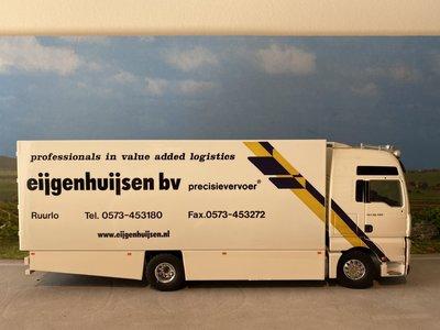 Tekno Tekno MAN TGA XXL losse motorwagen Eijgenhuijsen