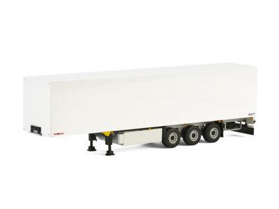 WSI WSI White line Box trailer - 3-axle