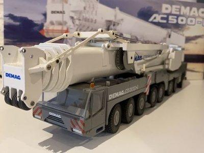 Conrad Modelle Conrad Terex -Demag AC 500-1 Mobil crane