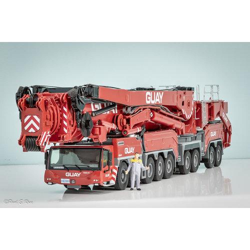 NZG NZG Liebherr LTM 11200-9.1 Mobil Crane  GUAY