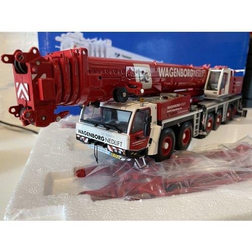 WSI WSI Tadano ATF 400G-6 Mobil crane Wagenborg
